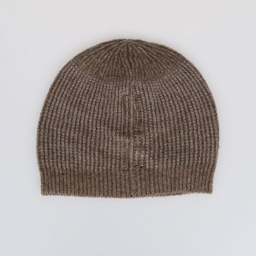 Wool and Cashmere Beret DNA DUST