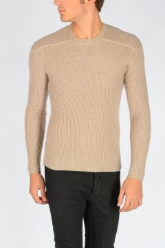 Cashmere Blend BIKER LEVEL Sweater
