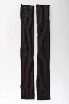 Wool Knit Arm Warmer DARK DUST