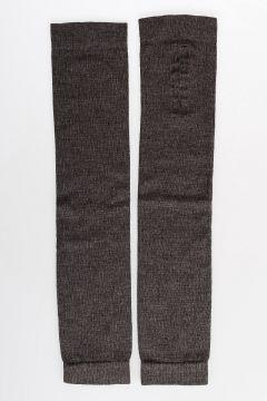 Wool Knit Leg Warmer DNA DUST