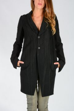 Virgin Wool TUSK Coat
