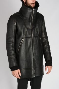 Real Shearling SHOWTEK Coat