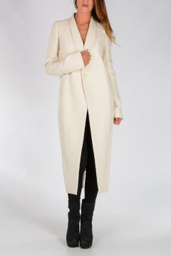 Cotton Blend TUSK COAT Coat