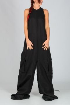 Virgin Wool TANK BODYBAG Jumpsuit