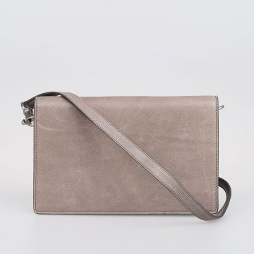 Leather Shoulder Bag DNA DUST