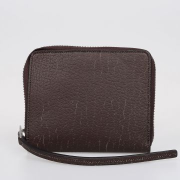 Leather Wallet Macassar