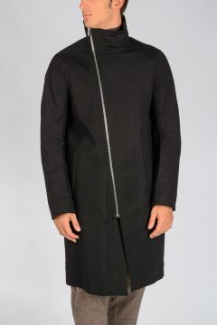 Stretch Cotton TUBEWAY Coat