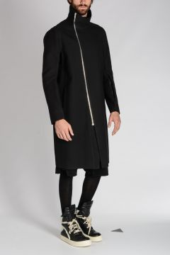 Virgin Wool TUBERWAY COAT
