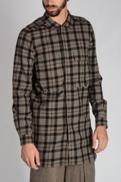 Virgin Wool FIELD SHIRT