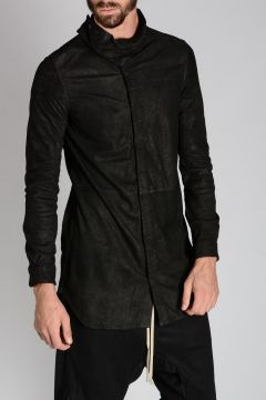 Leather ISLAND SHIRT