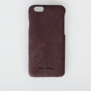 Cover per Apple iPhone 6 in Cavallino MACASSAR