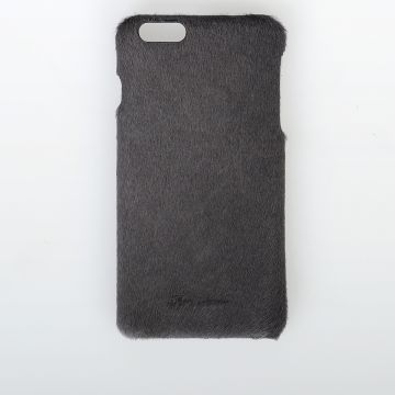 Cover per Apple iPhone 6 Plus in Cavallino DARK DUST