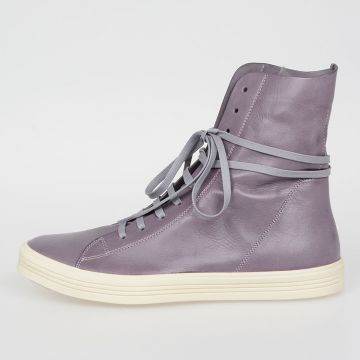 Leather High Top MASTOSNEAKS Sneakers