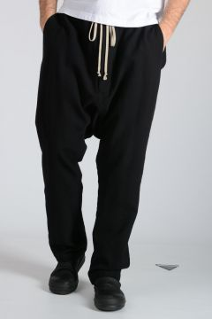 Virgin Wool DRAWSTRING LONG Pants