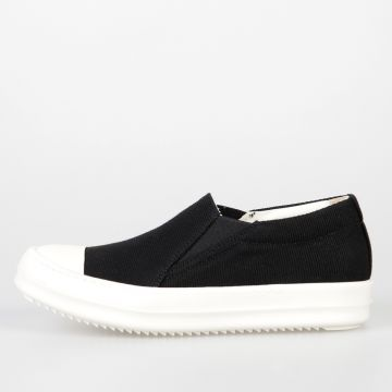 DRKSHDW Canvas BOAT SNEAKS Slip On Sneakers
