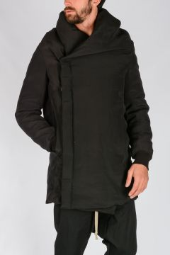 Silk WOTAN PEACOAT Down Jacket