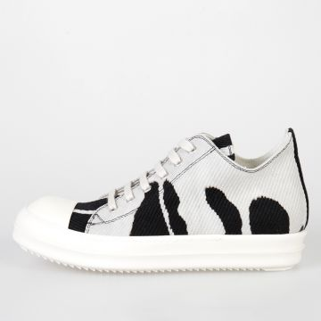 DRKSHDW Fabric LOW SNEAKS Sneakers BLEACH VOMIT