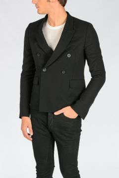 Wool JMF CROPPED Blazer