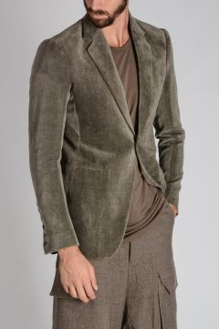 Giacca SOFT BLAZER Monopetto DARK DUST