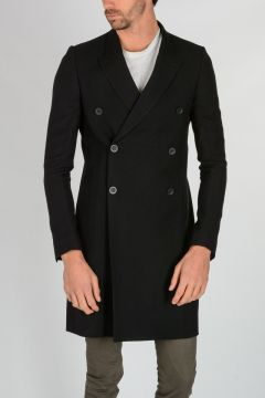 Virgin Wool JMF PEACOAT
