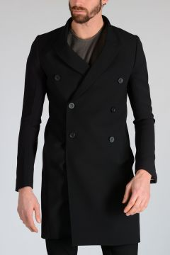 Virgin Wool JMF Coat