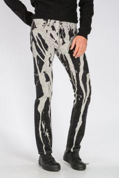 DRKSHDW Jeans DETROIT CUT in BLEACH VOMIT 18 cm