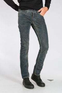 DRKSHDW Jeans DETROIT CUT in HUSTLER BLUE 18 cm