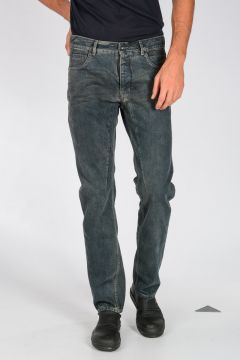 DRKSHDW Jeans BERLIN CUT in Denim HUSTLER BLUE 19 cm