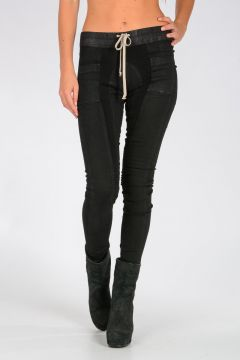 DRKSHDW COMBO Stretch Denim Leggings
