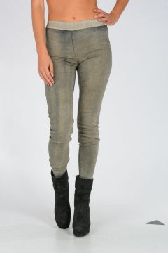DRKSHDW Stretch Denim SIMPLE LEGGING HUSTLER BLUE