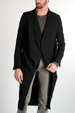 Virgin Wool ORCHID Coat