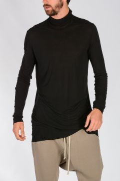 T-shirt NEW TURTLENECK Misto Seta