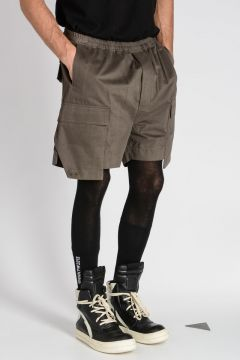 DRKSHDW DRAWSTRING CARGO BOXERS Cotton Shorts DRKDST