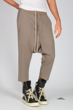 Pantaloni in Lana Vergine DNA DUST