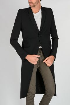 Virgin Wool SHARP COAT