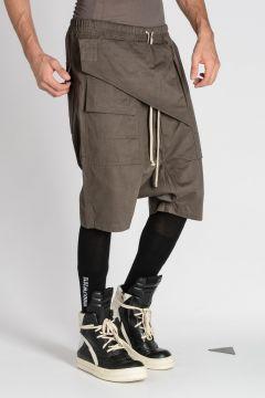 DRKSHDW MEMPHIS POD Cotton Shorts DRK DST