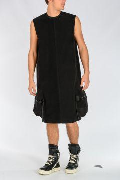 Sleeveless PANNIER CARGO DRESS