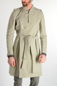 Cotton CARGO TRENCH PEARL/BLK