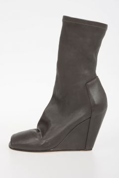 Leather STRETCH BOOT