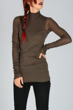 LILIES DARK DUST Long Sleeves LS LUPETTO T-Shirt