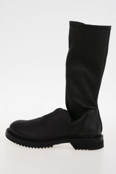 Leather SOCK CREEPER Boots