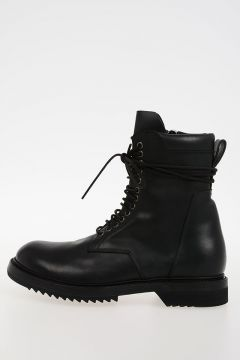 Stivali LOW ARMY BOOT in Pelle