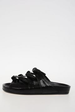 Leather ANTHEM GRANOLA Slipped Sandals