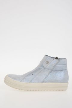 Leather ISLAND DUNK LUPO Sneakers GREYBLUE