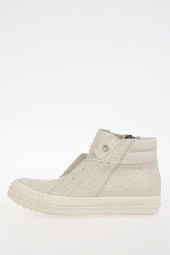 Leather ISLAND DUNK Sneakers DINGE/WB