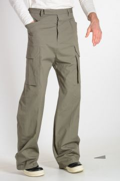 Pantaloni TAILORED CARGO in EUCA