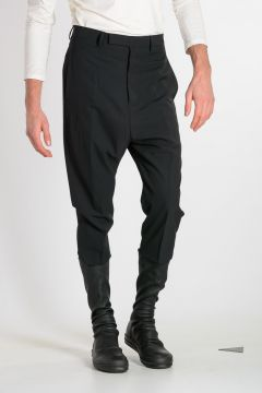 Pantaloni CROPPED ASTAIRES in Misto Lana