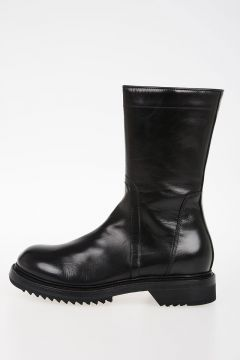 Leather CREEPER Boots