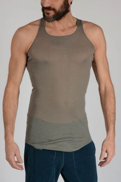 Cotton BASIC RIB Tank EUCA