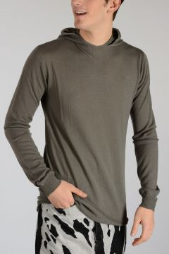 Virgin Wool Sweater EUCA